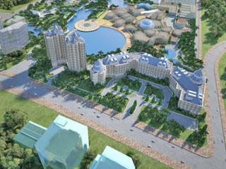 khu đô thị mới Sunshine Lake view với nhiều hạ tầng tốt
