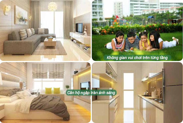 Đẳng cấp tiện ích tại dự án căn hộ chung cư Housinco Nguyễn Xiển.