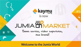 kaymu is now jumia market