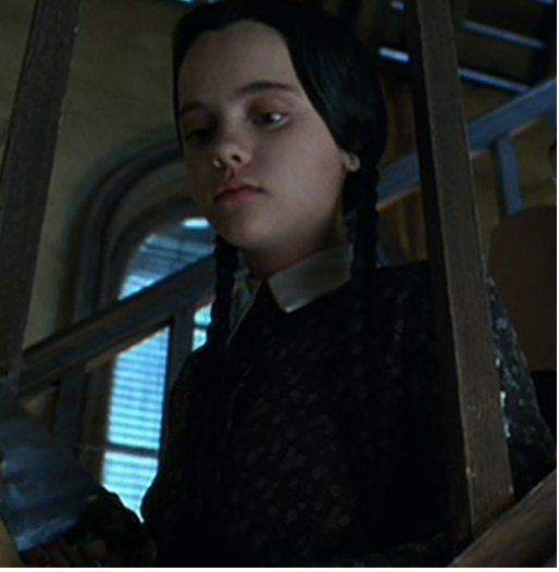 The Unbearable Bookishness of Blogging: Wednesday Addams ...
