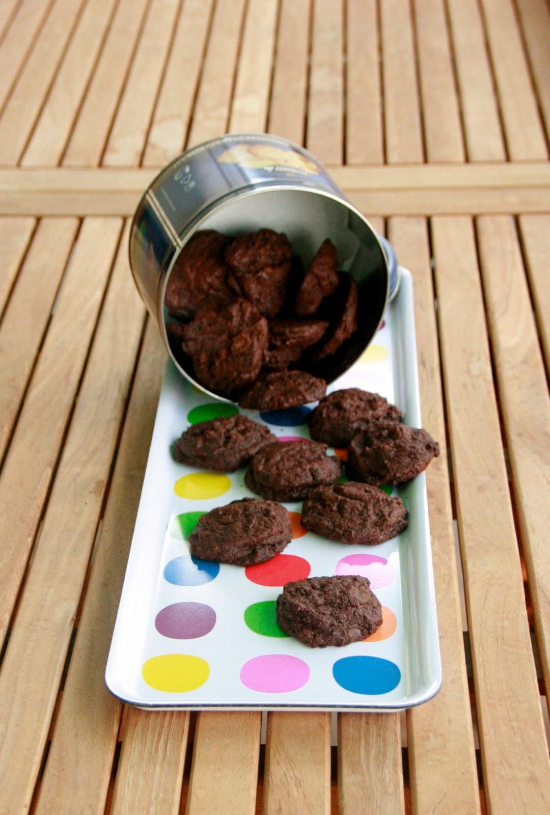 Galetes de xocolata per esmorzar