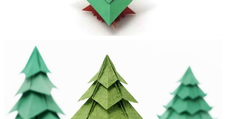 4 Diy Easy Origami Tutorials Step By Step Handy Amp Homemade