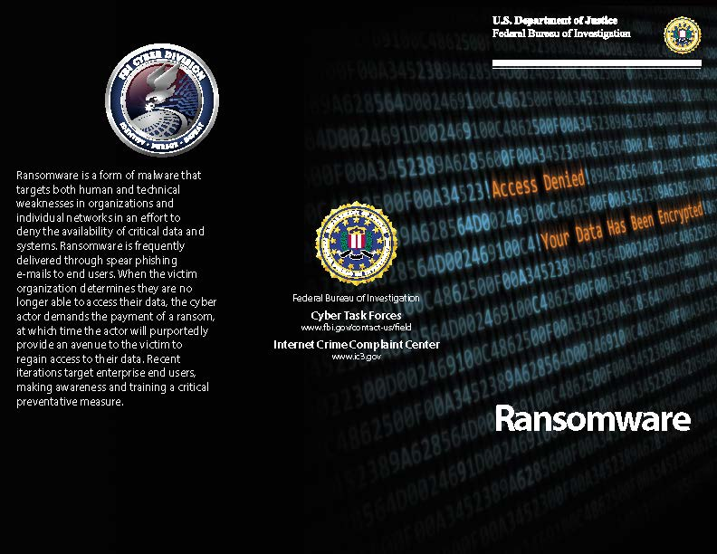 Ransomware Removal Tool