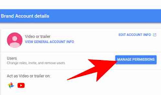 Youtube channel me multiple gmail id add kaise kare 5