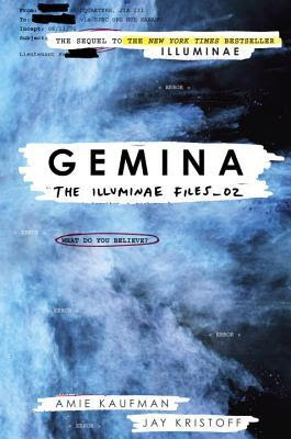 Gemina. The Illuminae Files #2, Amie Kaufman, Jay Kristoff , Marie Lu, InToriLex, Book Review