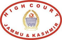 J&K High Court Recruitment