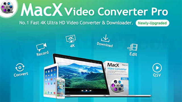 A Close Look At The Must-Have MacX 4K And HD Video Converter That Features The Fastest Video Processing Speed