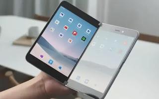 smartphone doppio schermo