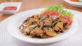 Cara memasak cah sapi jamur, tips memasak cah sapi jamur yang enak