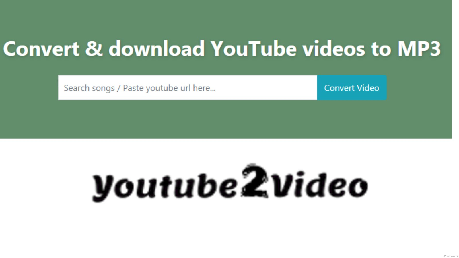 Download YouTube Videos in Mp3 Format