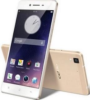 Smartphone Oppo Body Metal Harga 4 Jutaan