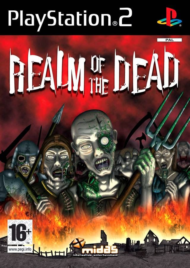 Deadpan Flook S Gruesome Games Realm Of The Dead Ps2
