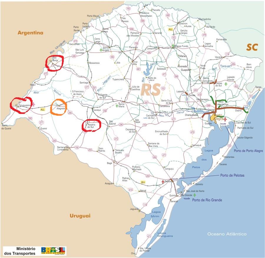 São Borja Rio Grande do Sul fonte: 4.bp.blogspot.com