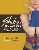 shibari you can use - lee harrington - book review