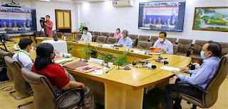 SCO Health Ministers Digital Meet