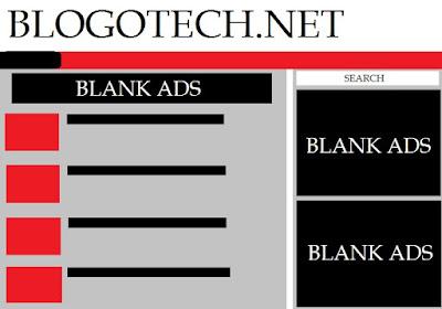 Penyebab dan Cara Mengatasi Iklan Blank Sebagian di Wordpress dan Blogger Terbaru 2018