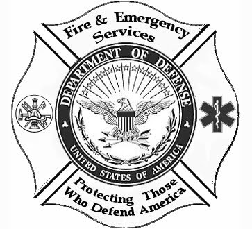 Dod Fire And Emergency Services Logo