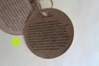 Info: Holz Armbanduhr 360° Nut