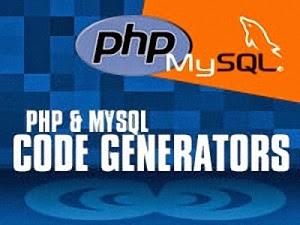 PHP Generator for MySQL Professional Free