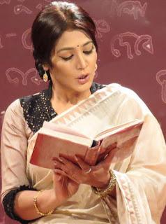 Sharmin Lucky Reading Book