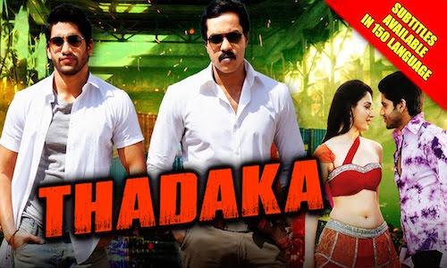 Thadaka 2016 Hindi Dubbed Movie Download