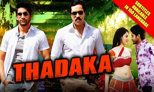 Thadaka 2016 Hindi Dubbed Movie Download