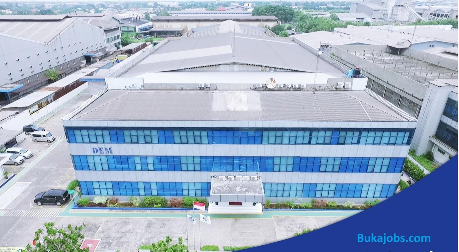 Lowongan Kerja PT Dharma Electrindo Manufacturing Indonesia Terbaru Januari 2019