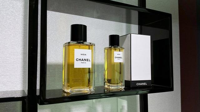 chanel beauty boutique firenze, veronique tres jolie, chanel les exclusifs misia