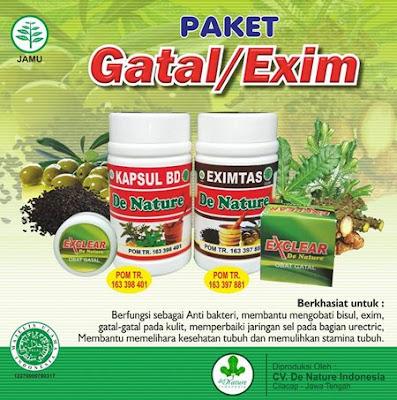 obat eksim alami dari bahan herbal alami