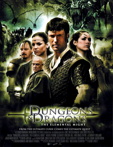 ver Calabozos y dragones 2 (Dungeons and Dragons 2) (2005) Online