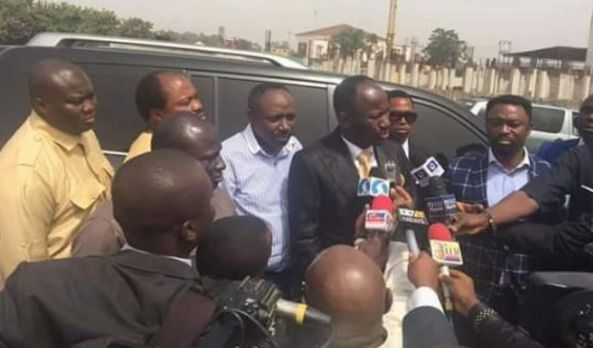 Apostle Johnson Suleiman Speaks After His Release By DSS