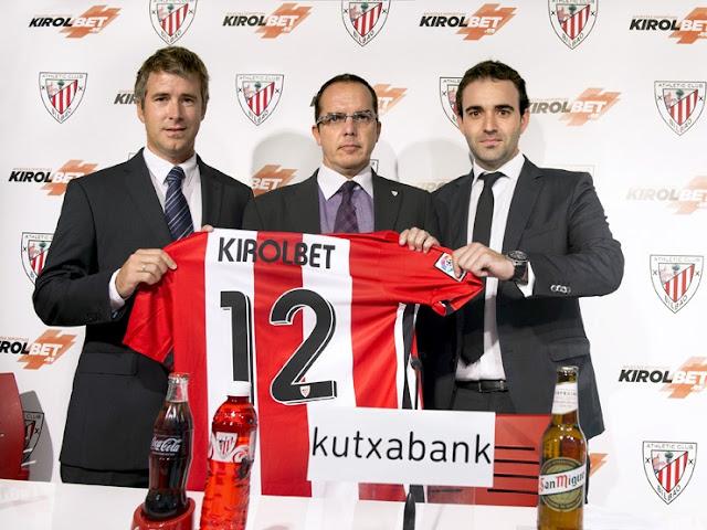 Kirolbet apuesta por el Athletic