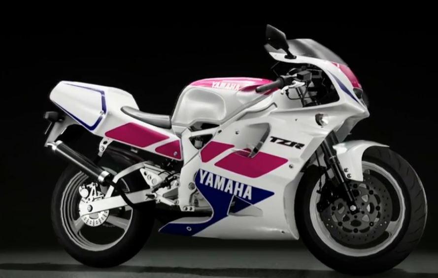 Yamaha TZR 125R 1994
