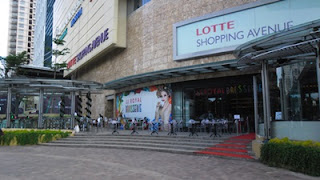 Lotte Shopping avenue - Cashier (CSH)