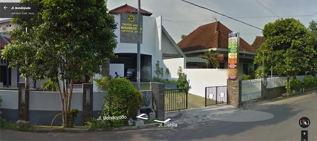 Gedung Pusat Dakwah Muhammadiyah Jember