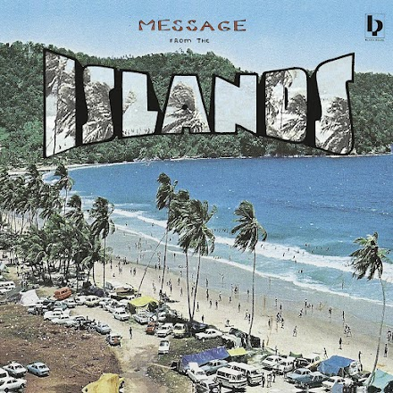 MESSAGE FROM THE ISLANDS | TROPICAL 70er CALYPSO FUNK