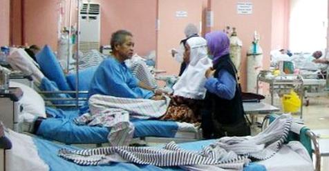 Rumah Sakit Darurat Dibuka di Utara Masjidil Haram