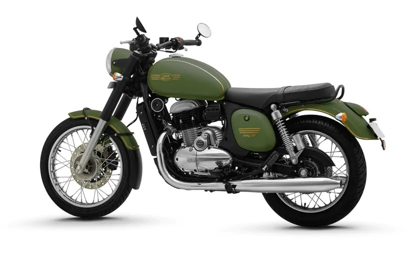 Jawa 300 & jawa forty two bike full specification and