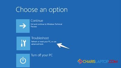 Cara Mudah Mengatasi Windows Gagal Booting