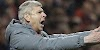 Wenger: I Was Extremely Angry at Half-Time