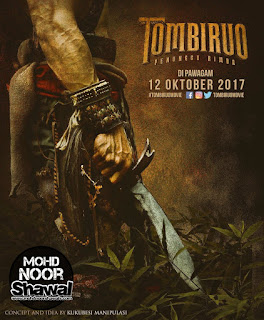 Tombiruo: Penunggu Rimba (Movie 2017)