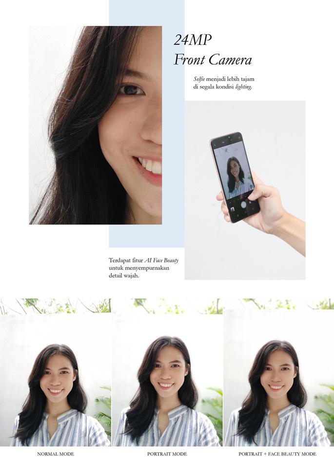 Vivo V9, Sample Image Vivo V9, hasil foto Vivo V9, Kamera Vivo V9, Kamera Selfie Vivo V9