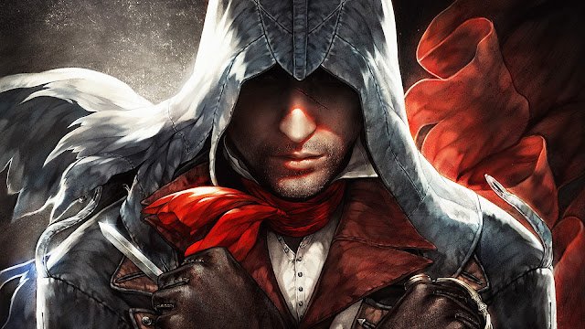 Wallpaper Assassins Creed Unity