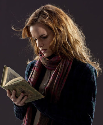 Hermione también lee fantasía