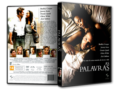 Capa DVD As Palavras