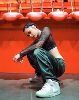 kehlani style fashion tomboy melbourne tour australia music you should be here