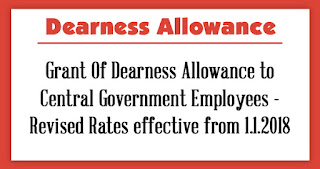 Dearness-Allowance-Central-Government-Employees