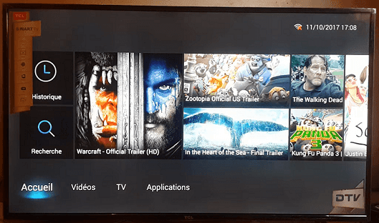 مراجعة تلفاز TCL 55 Full HD Smart TV LED55S4900 المميزات والعيوب