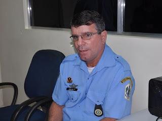 Subcomandante assume comando da Guarda Civil de Campos dos Goytacazes (RJ) após pedido de exoneração