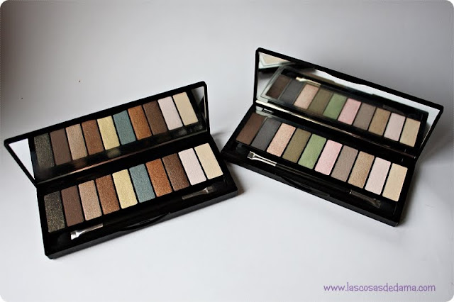 Paletas sombras ojos Secret of the Smokey Eye XL  Deborah Milano maquillaje belleza